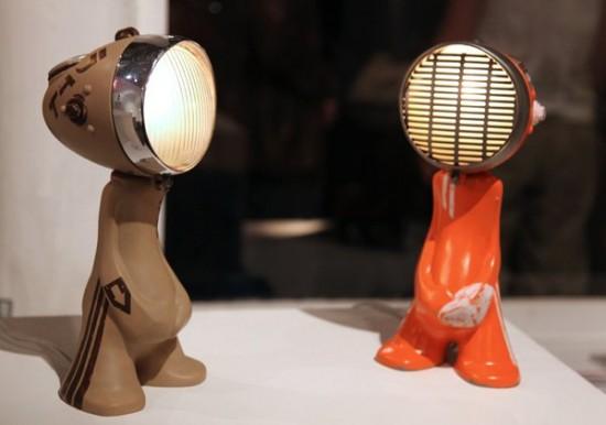 Amaterasu Toy Lamps by Nanan1