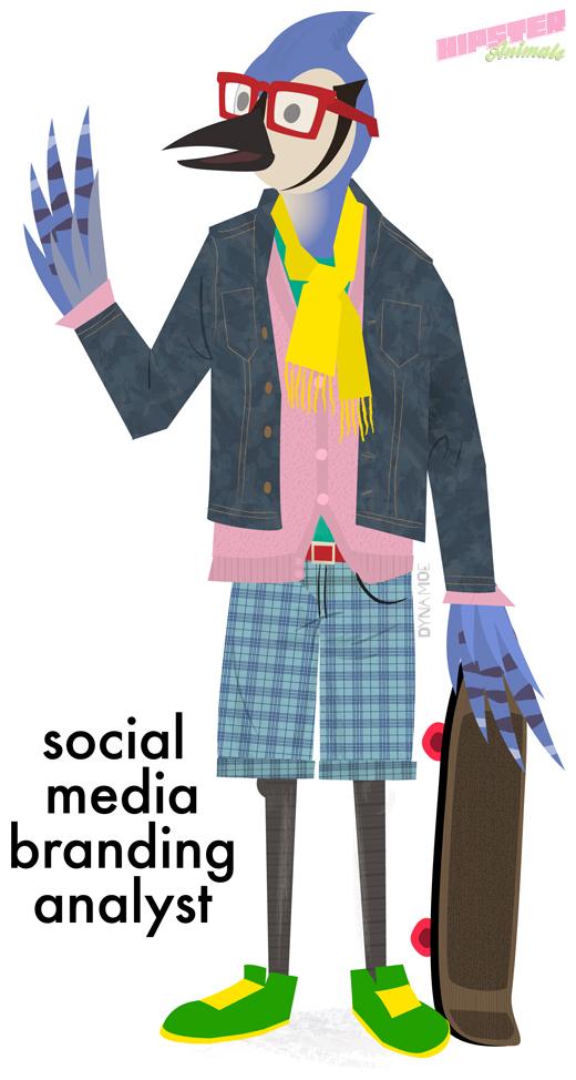 Social Media Branding Analyst