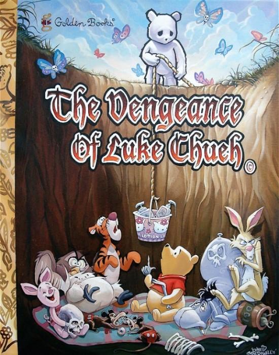 The Vengeance of Luke Chueh by David McDowell