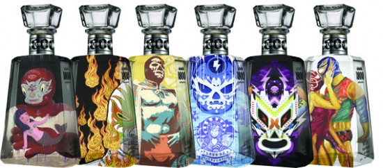 1800 Tequila Gary Baseman