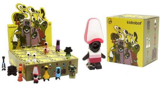 Jason Siu Speakers Mini Series for Kidrobot