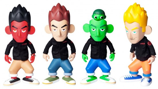 Eric So x Edison Chen USB Drive Figures