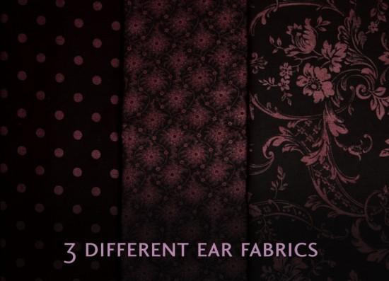 Belladonna Ear Fabrics