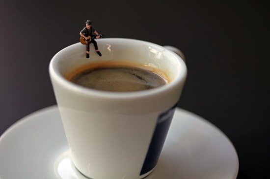 Coffee Busker