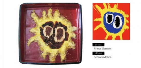 Primal Scream Bento by Jake Obatchi