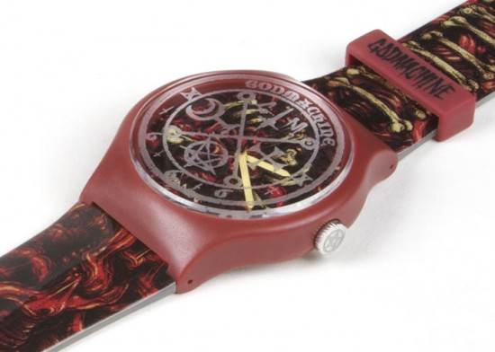 Tempus artist watch by Godmachine and Vannen