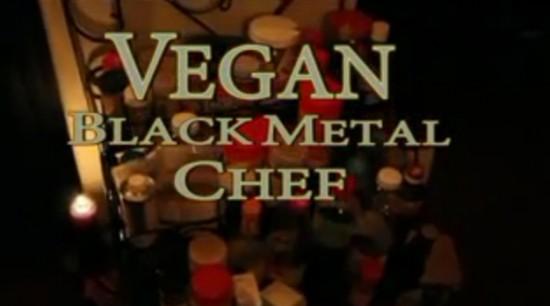 Vegan Black Metal Chef Makes Pad Thai