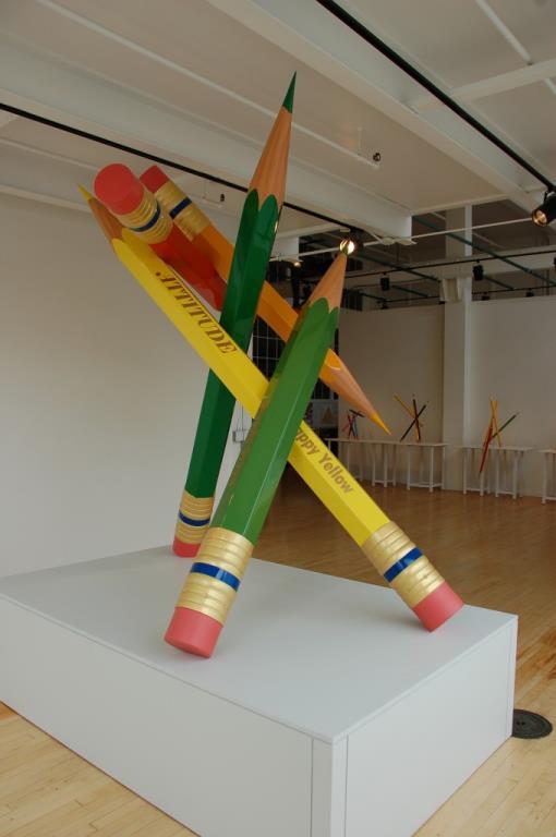 giant pencils