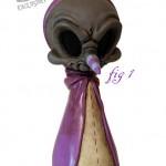 Purple Greeter