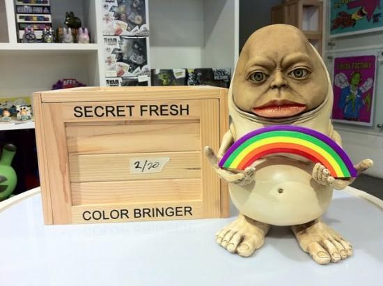 Bjorn Calleja's Color Bringer