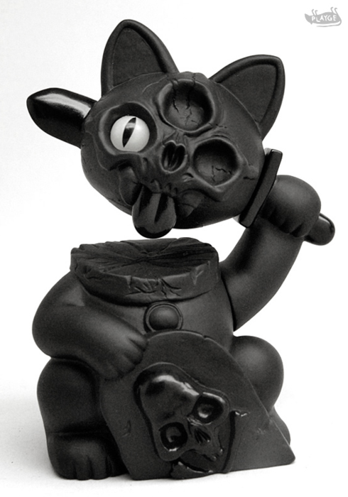 Chris Ryniak x FERG SDCC Exclusive Misfortune Cat