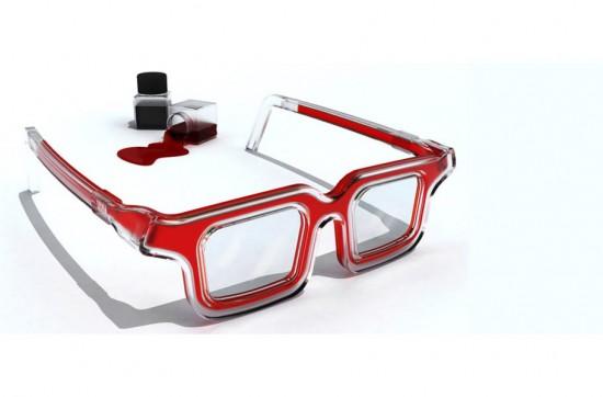 Color-Customizable Glasses
