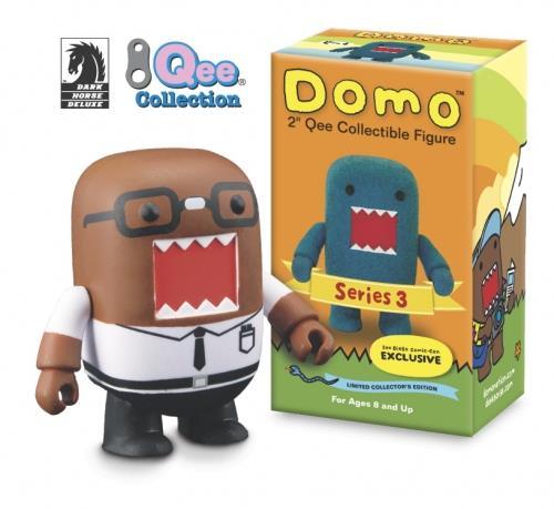 Dark Horse SDCC Nerd Domo Qee exclusive