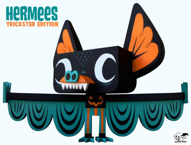 Hermees the Trickster by Gary Ham