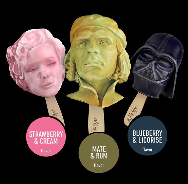 Iconic Ice Cream by Stoyn