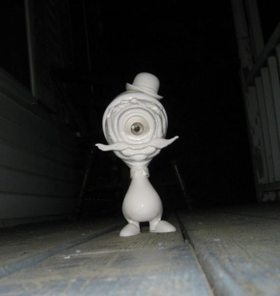 Ghostly Travis Louie Stan Skelve