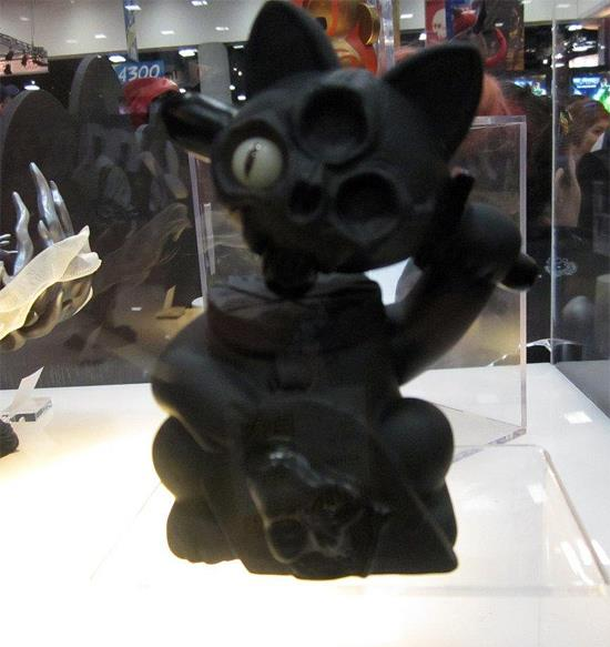 Chris Ryniak x Ferg Misfortune Cat