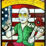 Hunter S. Thompson by Neal Fox