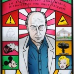 J.G. Ballard by Neal Fox