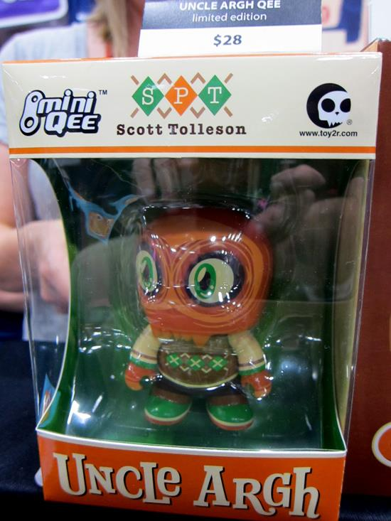Scott Tolleson's Uncle Argh Qee
