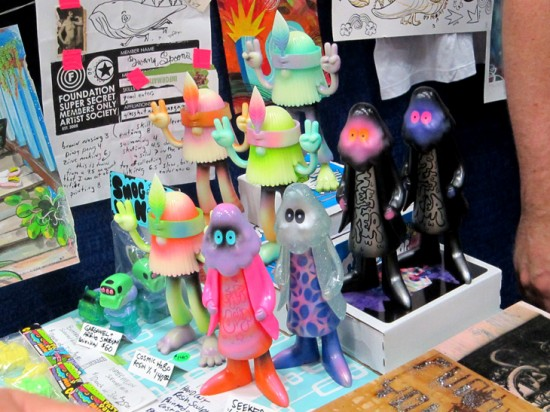 Resin Seekers and Cosmic Hobos by Arbito