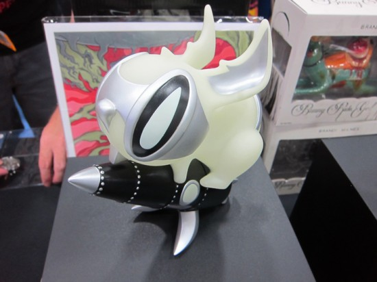 Nathan Hamill's Bellicose Bunny