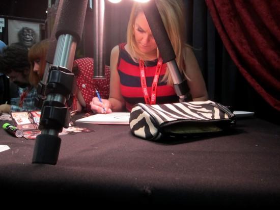 Brandi Milne at Sketch Theatre