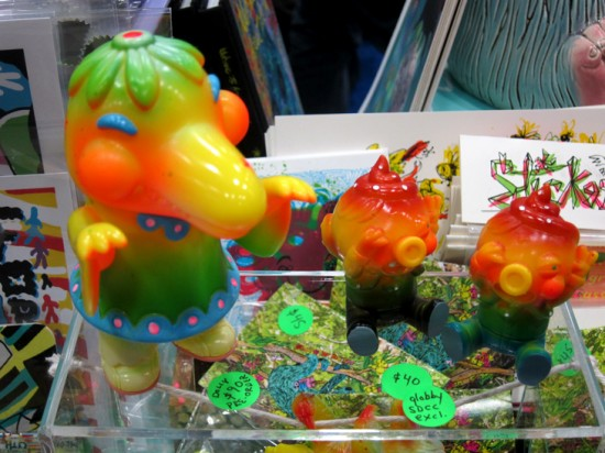 SDCC 2011 Globbys by Bwana Spoons