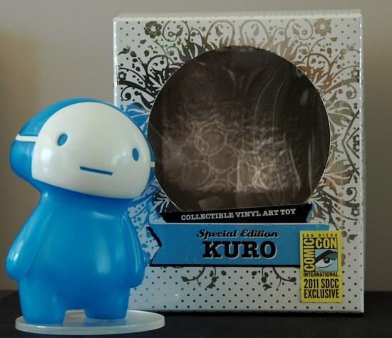 Camilla D'Errico's Kuro Vinyl Toys