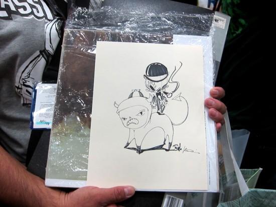 Circus Posterus Sketch