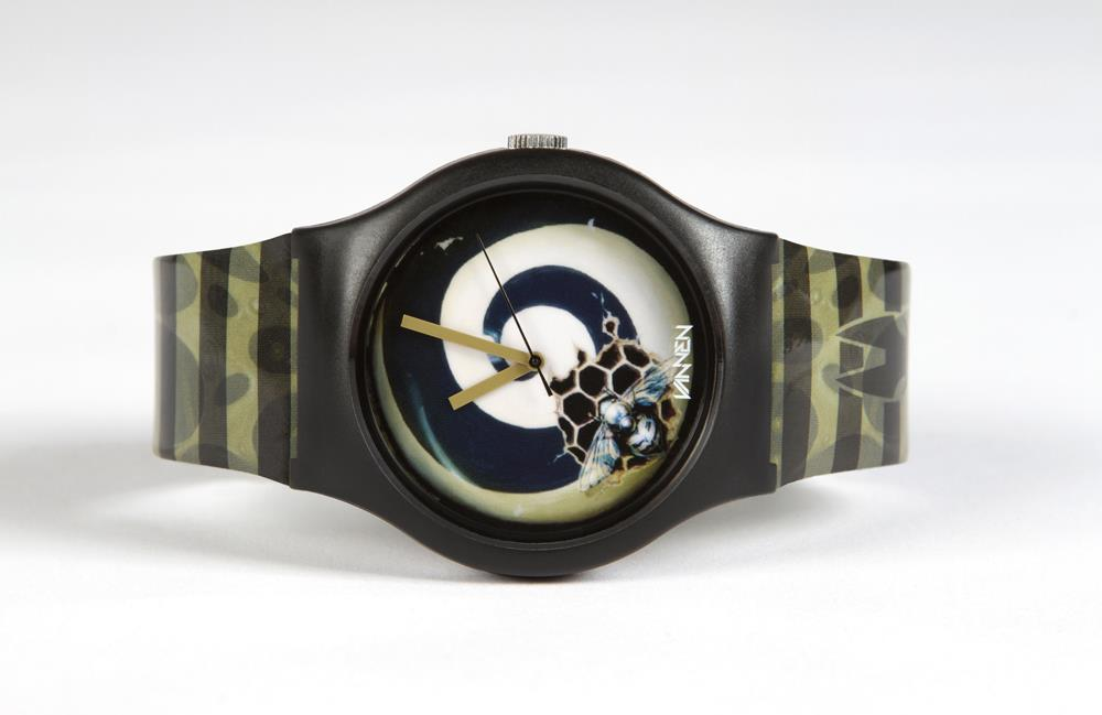 "Greg ""Craola"" Simkins x Vannen Artist Watches"