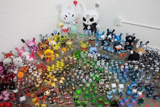 Hakopa's Dunny Collection