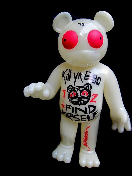 """GID """"Defaced"""" Kill Yr Ego Specimen"""