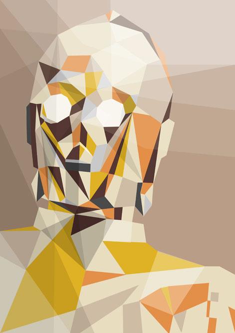 C3PO by Liam Brazier