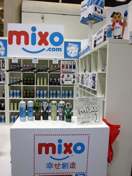 Mixo Kookycans Papercrafts