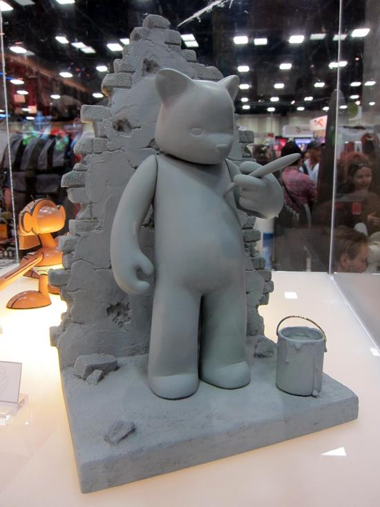 Luke Chueh Prototype at Munky King