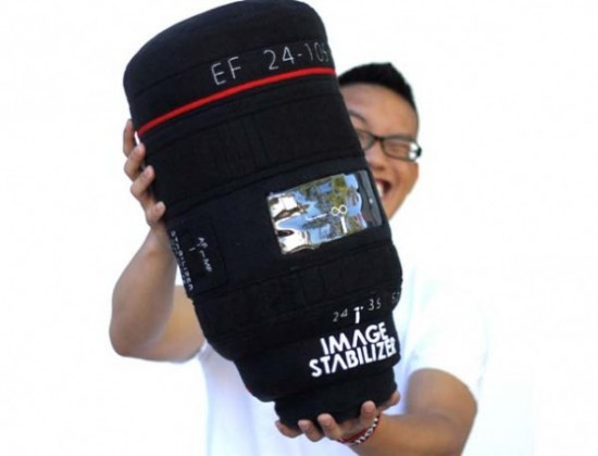 Plushtography: gifts for photographers