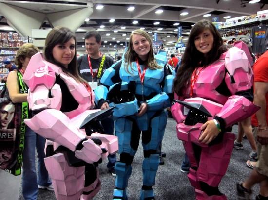 Robot Sorority Sisters