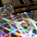 Roomba Light Art