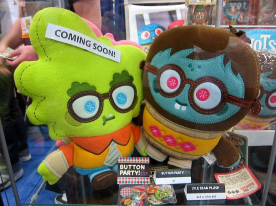 Scott Tolleson's Plushes