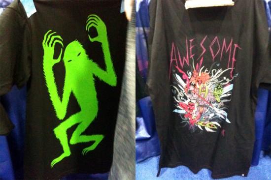 Skinner T-shirts