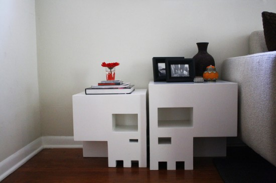 Sqube Side Tables