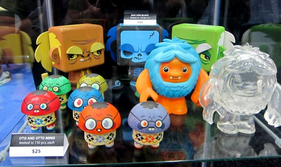 Vinyl Toys by Scott Tolleson