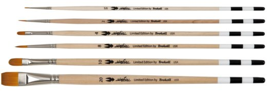 "Greg ""Craola"" Simkins Trekell Brushes"