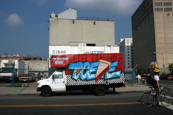 Twin Peaks Graffiti by DCEVE