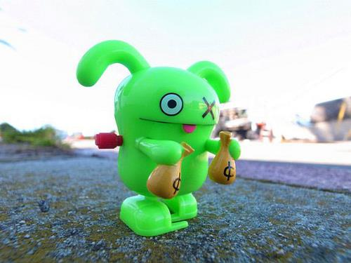 Uglydolls Wind-up toys