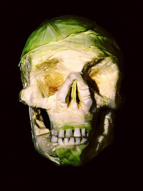 Skull Fruits by Dimitry Tsykalov