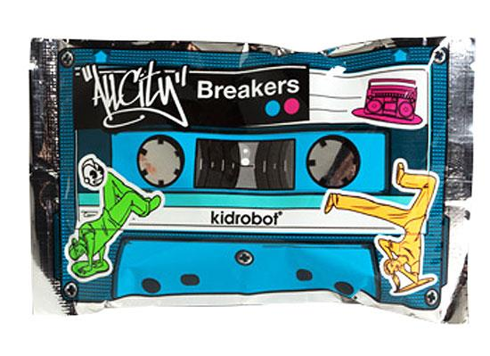 All City Breakers by Kidrobot