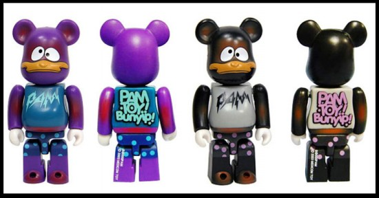 BUNYIP Be@rbricks