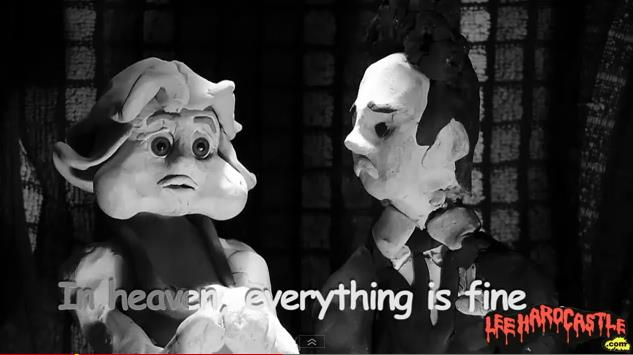 Claymation Eraserhead by Lee Hardcastle
